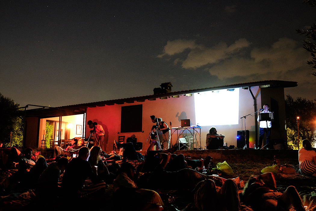 Serata di osservazione stellare presso Tenute Filippi a Cori durante la notte di San Lorenzo