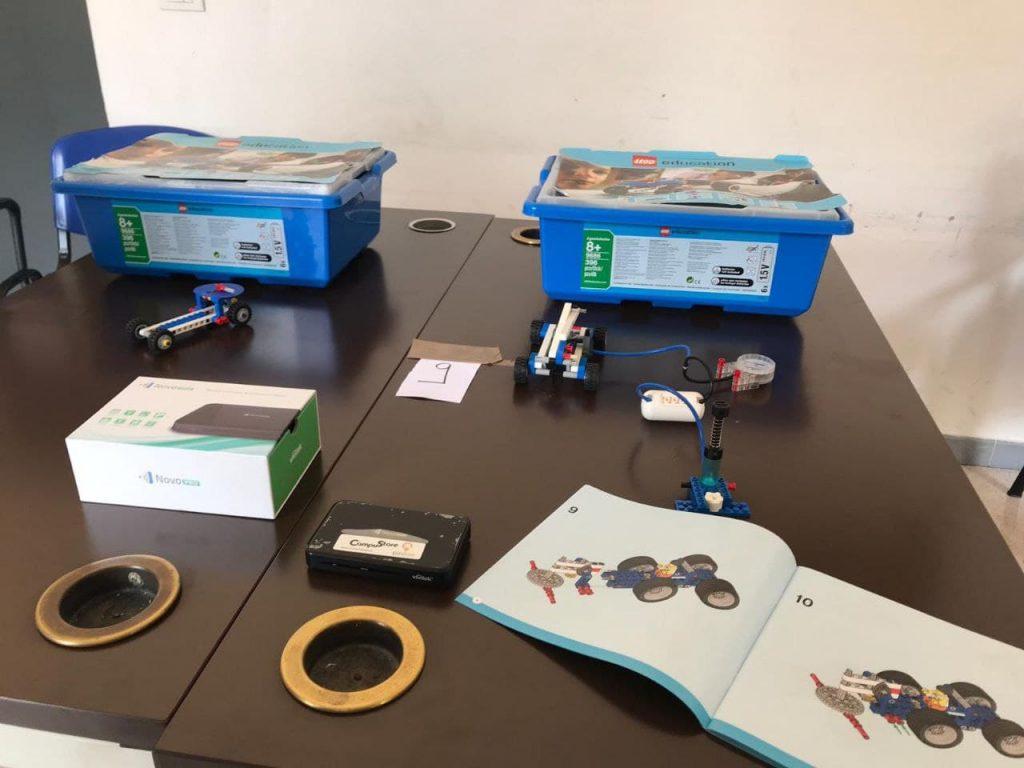 kit arduino per lavorare sul monitoraggio di dati ambientali