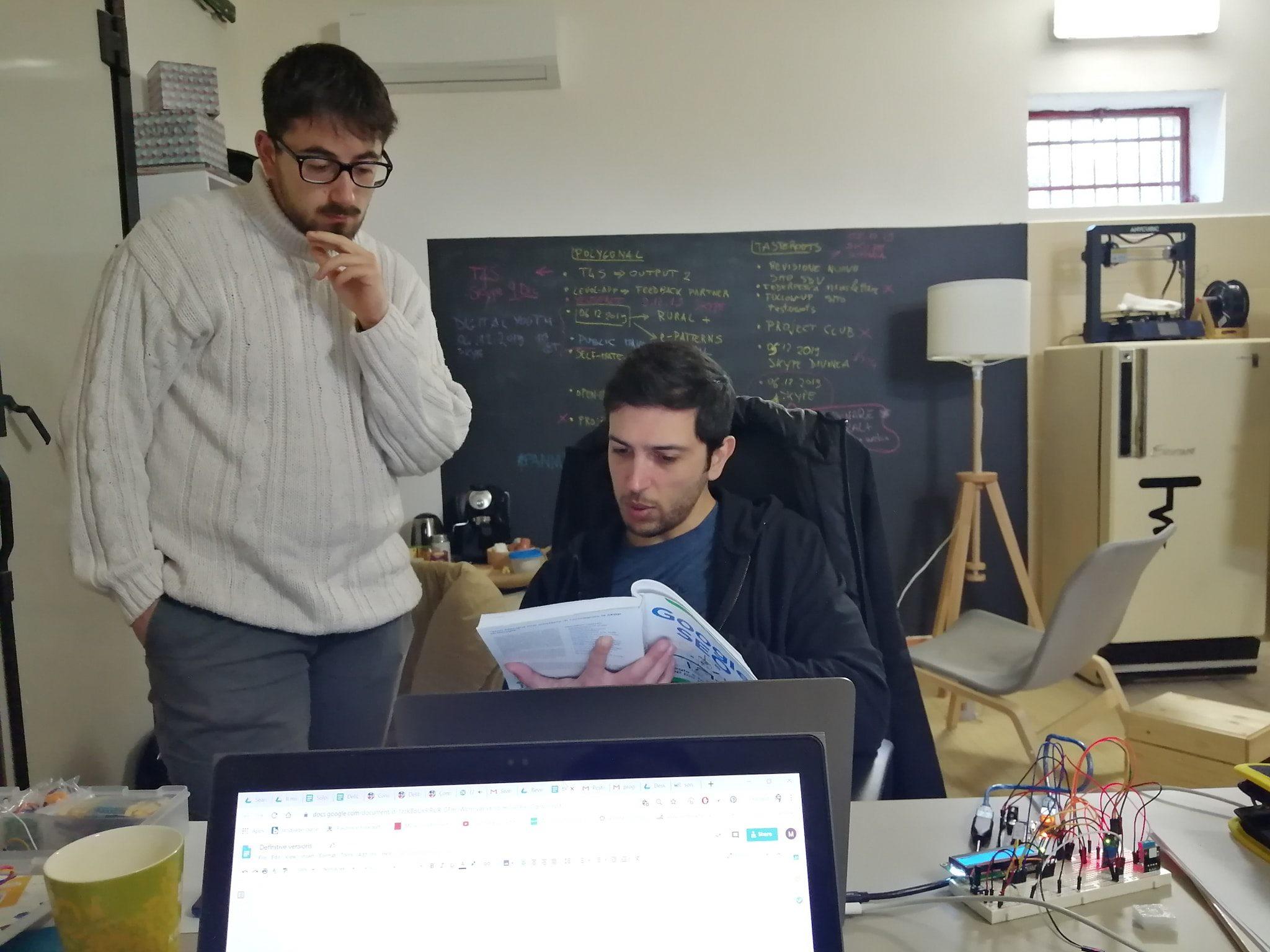 utilizzo di arduino e studio del SEO per migliorare accessibilità digitale e dei dati nelle ricerche e nello sviluppo dati